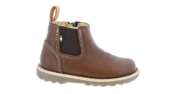 KAVAT Kids Nymölla EP Shoes Dark brown